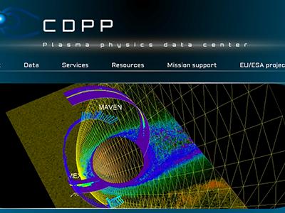 Image du site du CDPP